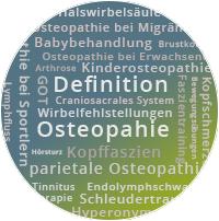 Definition Osteopathie